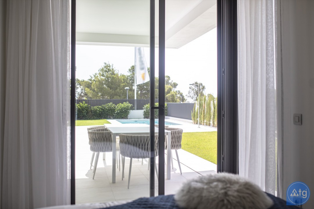 3 bedroom Villa in Finestrat  - EH115897 - 42