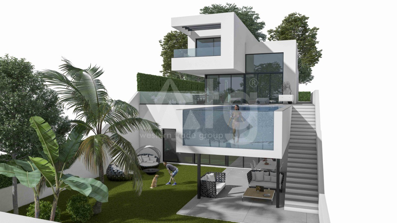 3 bedroom Villa in La Marina - GV5364 - 3