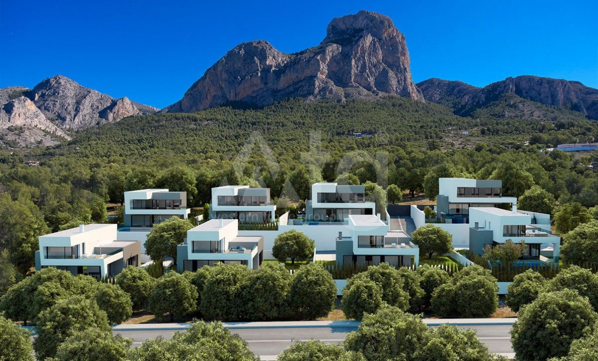 3 bedroom Villa in La Marina - GV5364 - 4