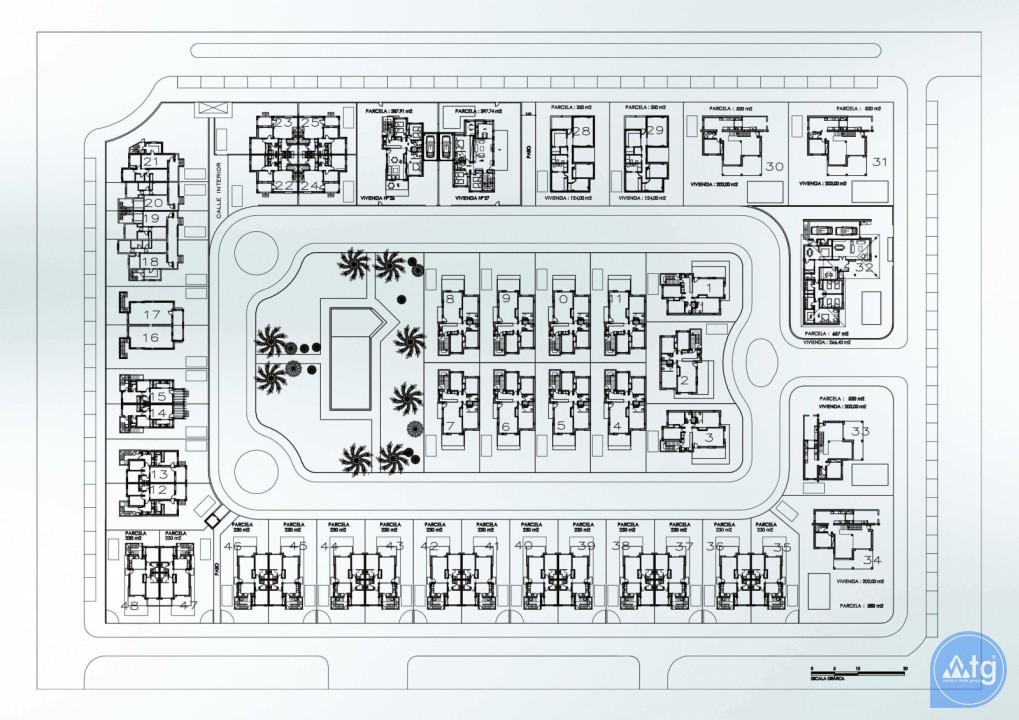 3 bedroom Villa in Lorca - AGI4005 - 30