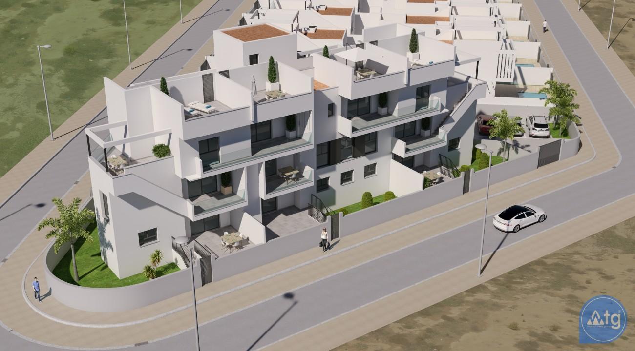 3 bedroom Villa in Pilar de la Horadada - EF6149 - 1