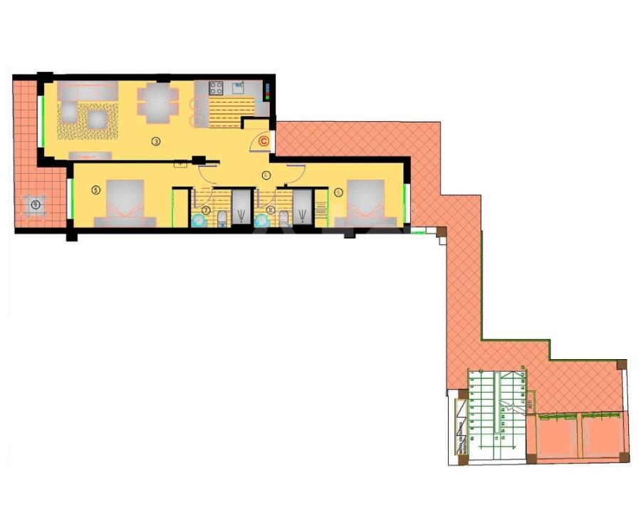 3 bedroom Villa in Pilar de la Horadada  - OK8100 - 3