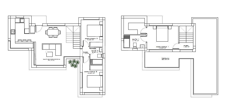 3 bedroom Villa in Polop  - WF117101 - 5