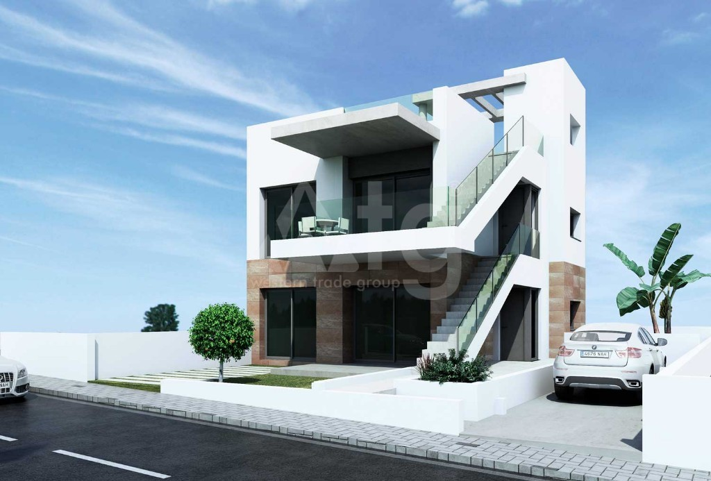 3 bedroom Villa in Vistabella - VG8015 - 1