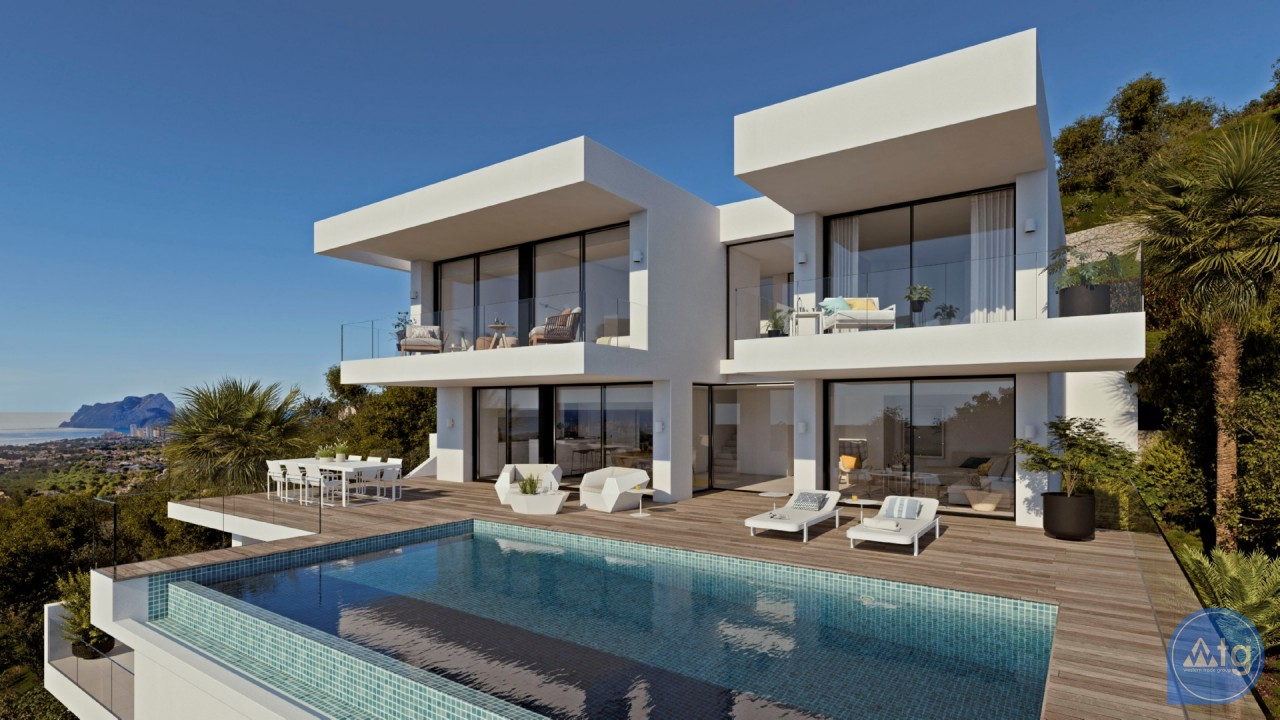 3 bedroom Villa in Cumbre del Sol  - VAP119449 - 1
