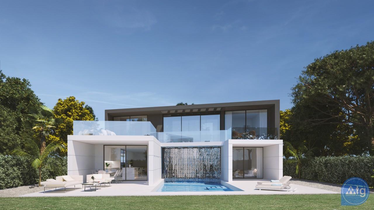 4 bedroom Villa in Dehesa de Campoamor  - AGI115708 - 17