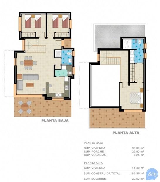2 bedroom Apartment in Benijófar  - RIK115851 - 3