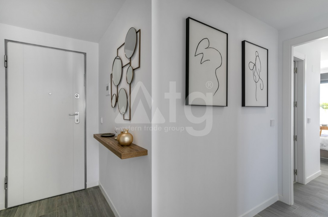 2 bedroom Apartment in Finestrat  - CAM114945 - 16