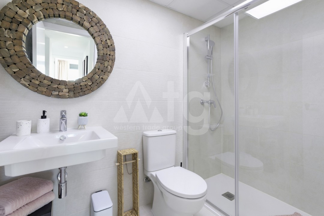 2 bedroom Apartment in Finestrat  - CAM114945 - 23