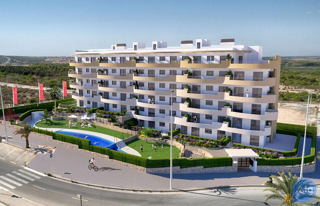 2 bedroom Apartment in Finestrat  - UBA116804 - 1