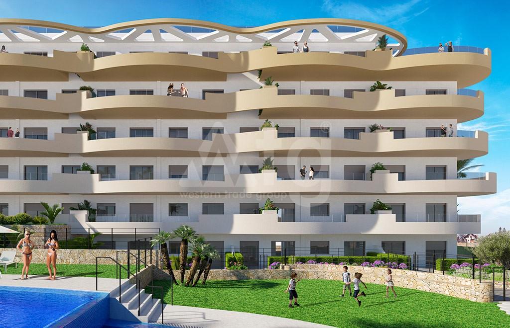 2 bedroom Apartment in Finestrat  - UBA116804 - 2