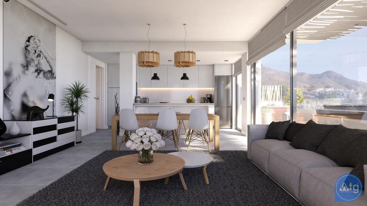 3 bedroom Apartment in Finestrat  - UBA1111703 - 12