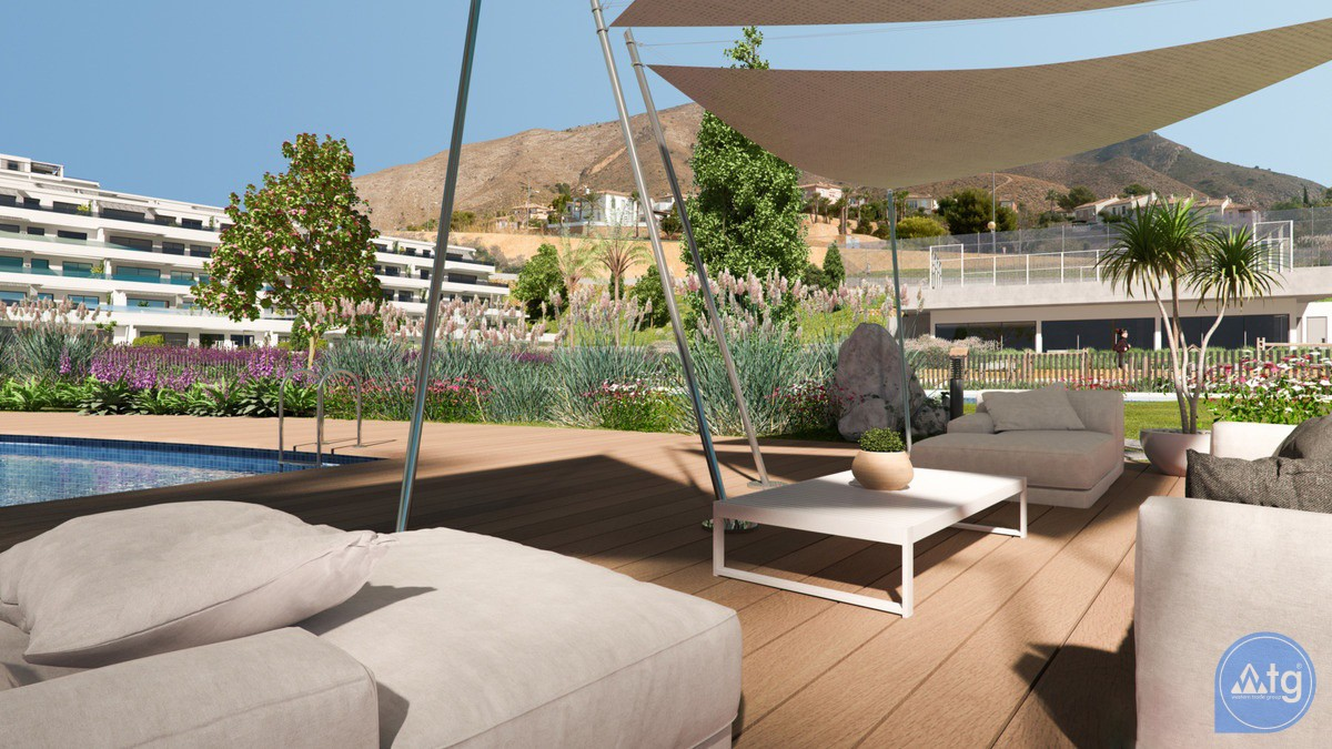 3 bedroom Apartment in Finestrat  - UBA1111703 - 6