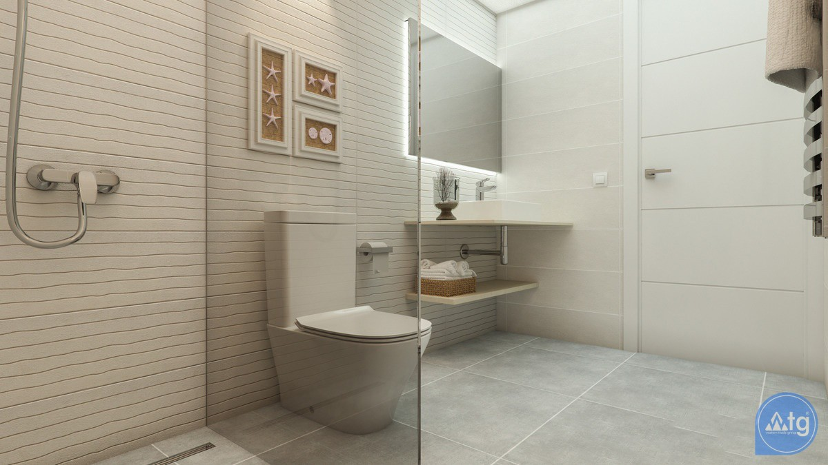 3 bedroom Apartment in Finestrat  - UBA1111703 - 8