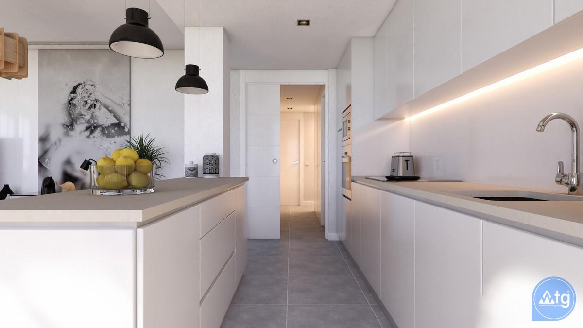 3 bedroom Apartment in Finestrat  - UBA1111703 - 9