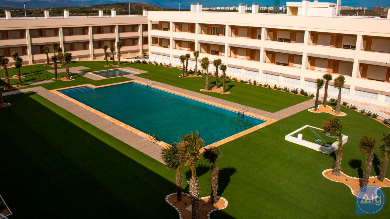 2 bedroom Apartment in Gran Alacant  - AS116014 - 2