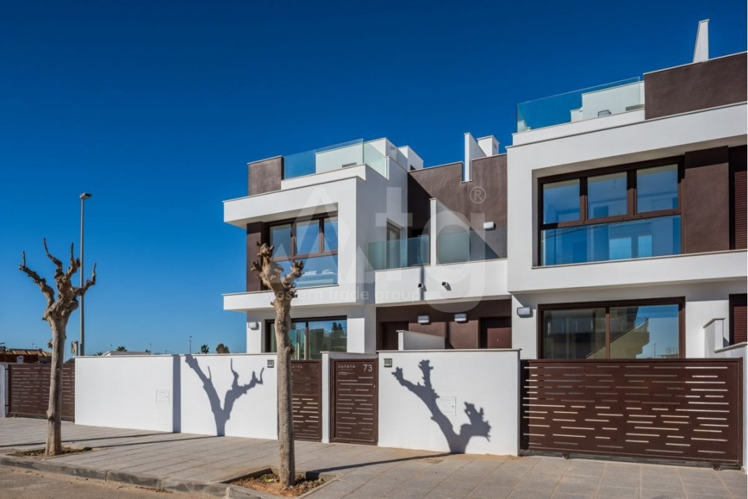 2 bedroom Apartment in La Manga  - GRI115288 - 4