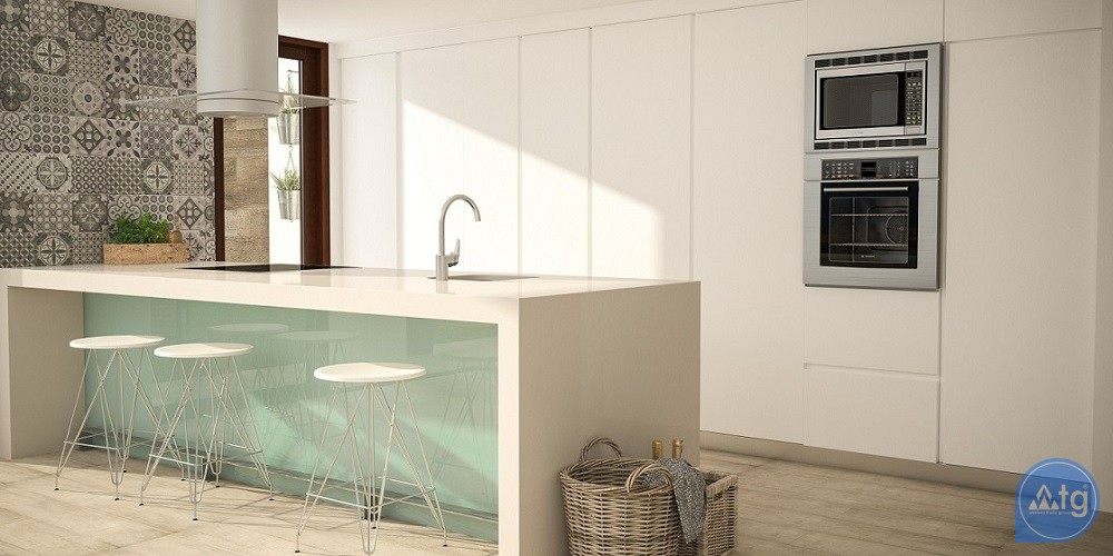 2 bedroom Apartment in La Manga  - UBA116830 - 5
