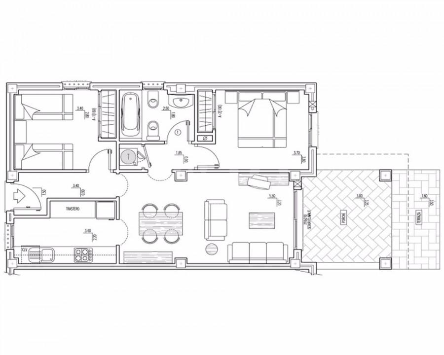 2 bedroom Apartment in La Mata  - OI7619 - 26