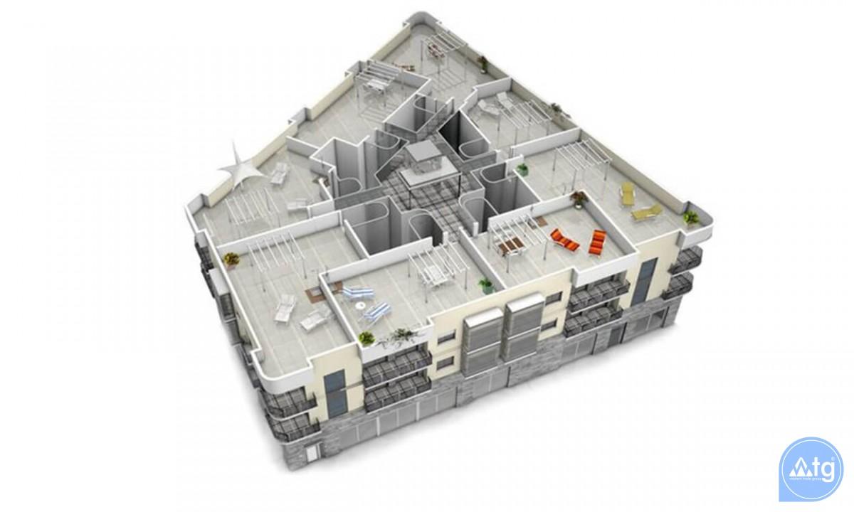 2 bedroom Apartment in Los Belones - AGI3977 - 37