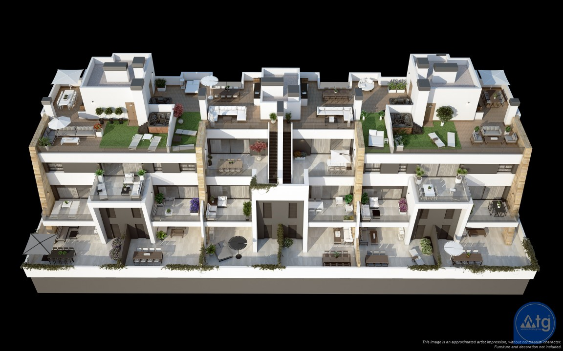 2 bedroom Apartment in Los Belones - AGI5776 - 33