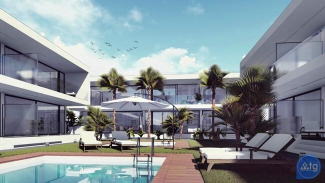 2 bedroom Apartment in Mar de Cristal  - CVA115780 - 1