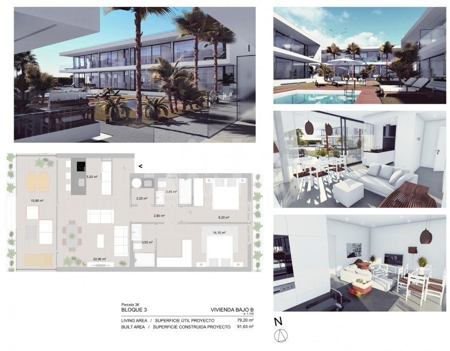 2 bedroom Apartment in Mar de Cristal  - CVA115780 - 11