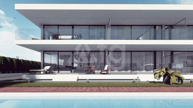 2 bedroom Apartment in Mar de Cristal  - CVA115780 - 2