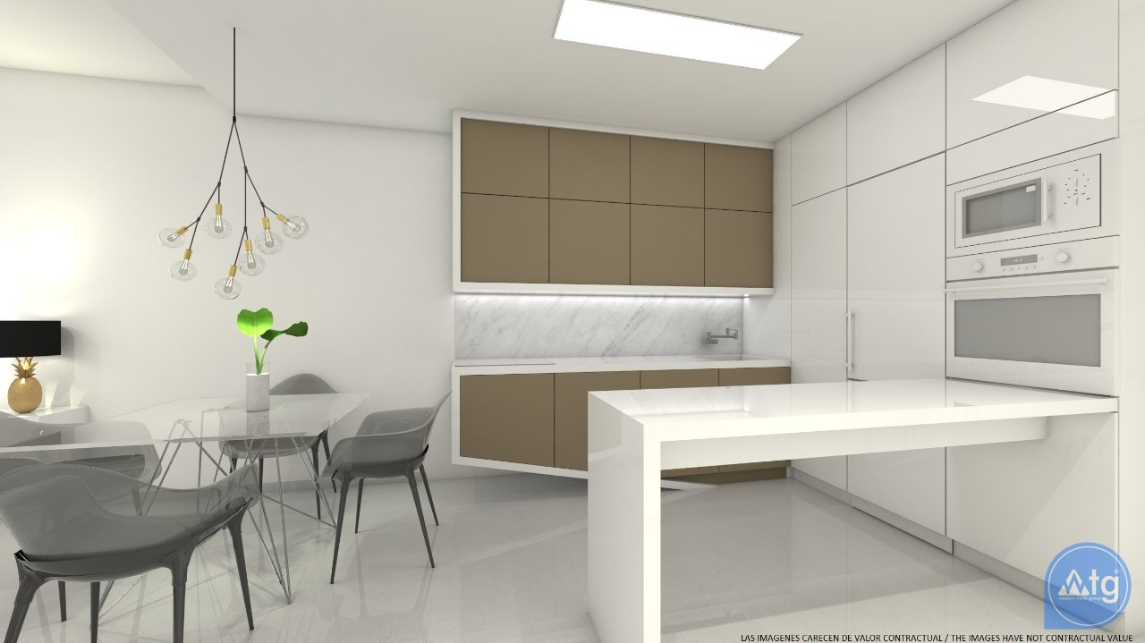 2 bedroom Apartment in Mil Palmeras - SR7924 - 13