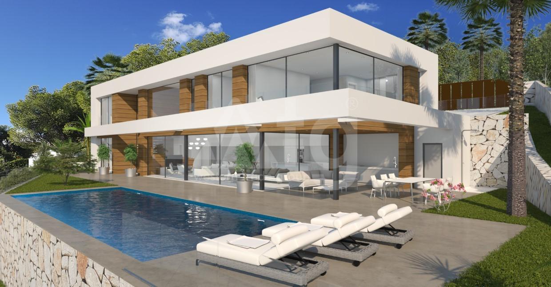 3 bedroom Apartment in Oliva  - VP116066 - 3