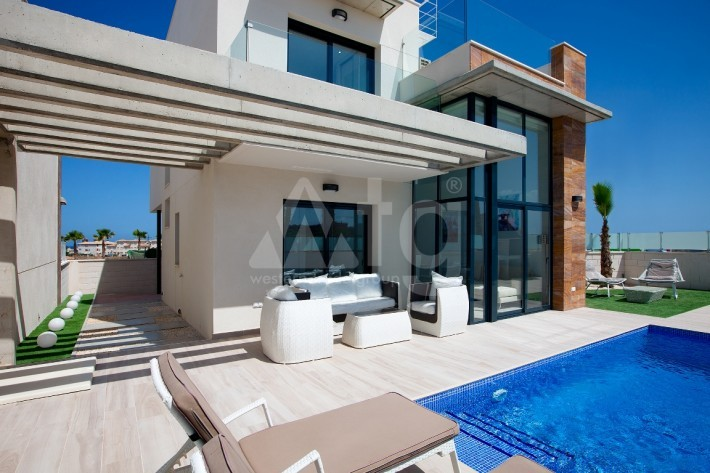 2 bedroom Apartment in Orihuela  - AGI8458 - 1