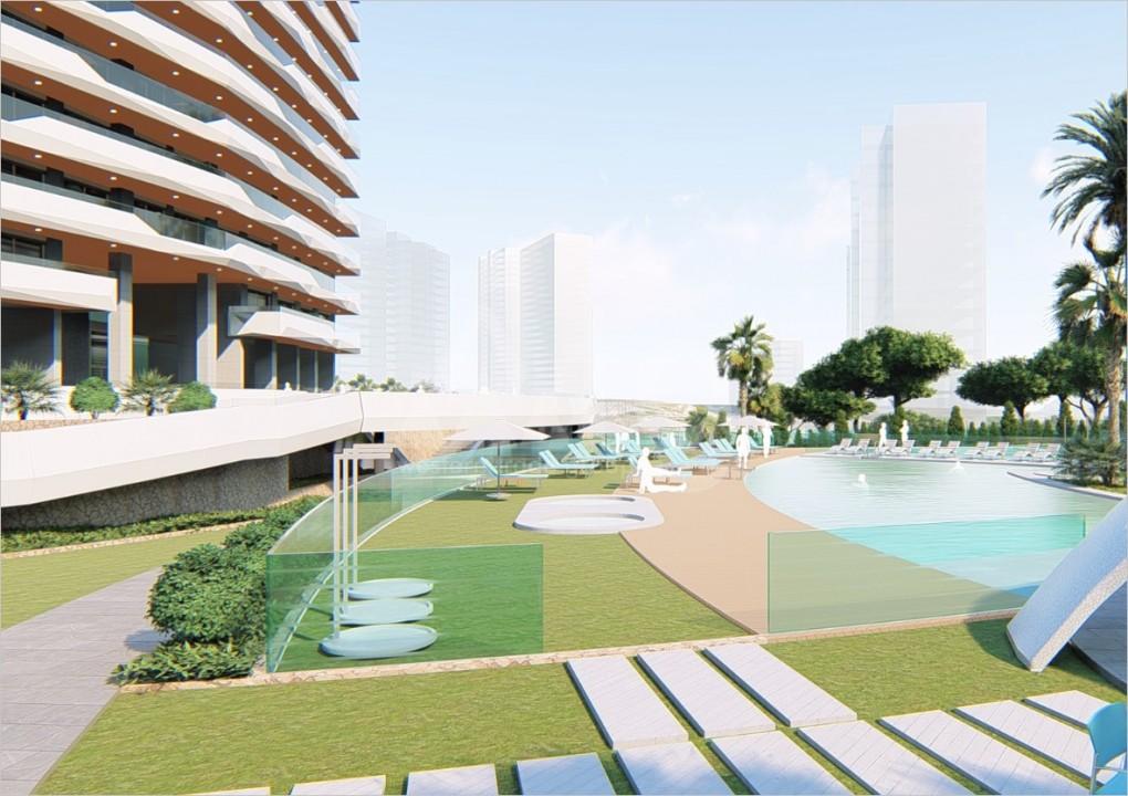 1 bedroom Apartment in Playa Flamenca - TR7320 - 7