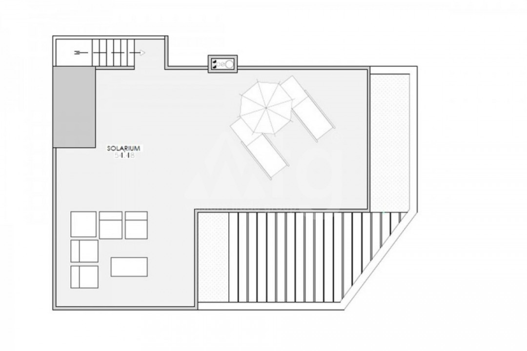 2 bedroom Apartment in Punta Prima  - GD114492 - 11