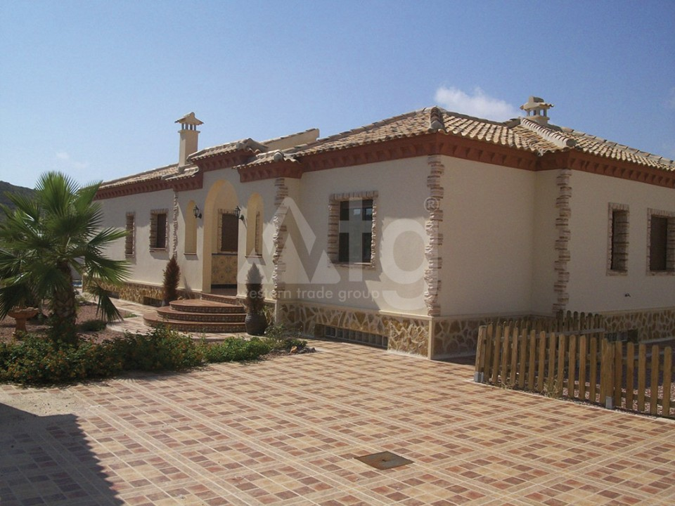 3 bedroom Apartment in Rojales  - BL7639 - 2