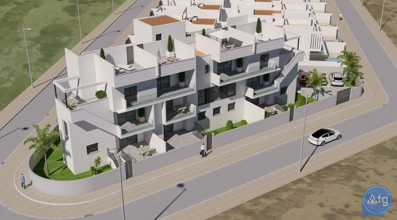 3 bedroom Apartment in San Javier  - UR116633 - 1