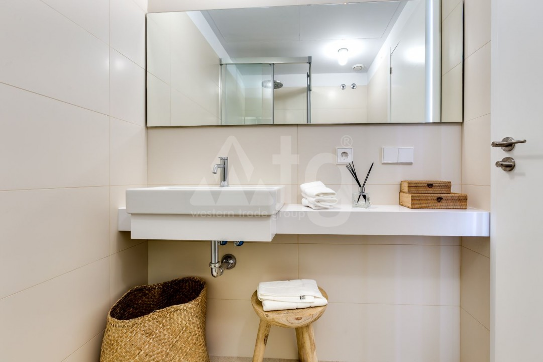 3 bedroom Apartment in San Pedro del Pinatar - SV7237 - 11