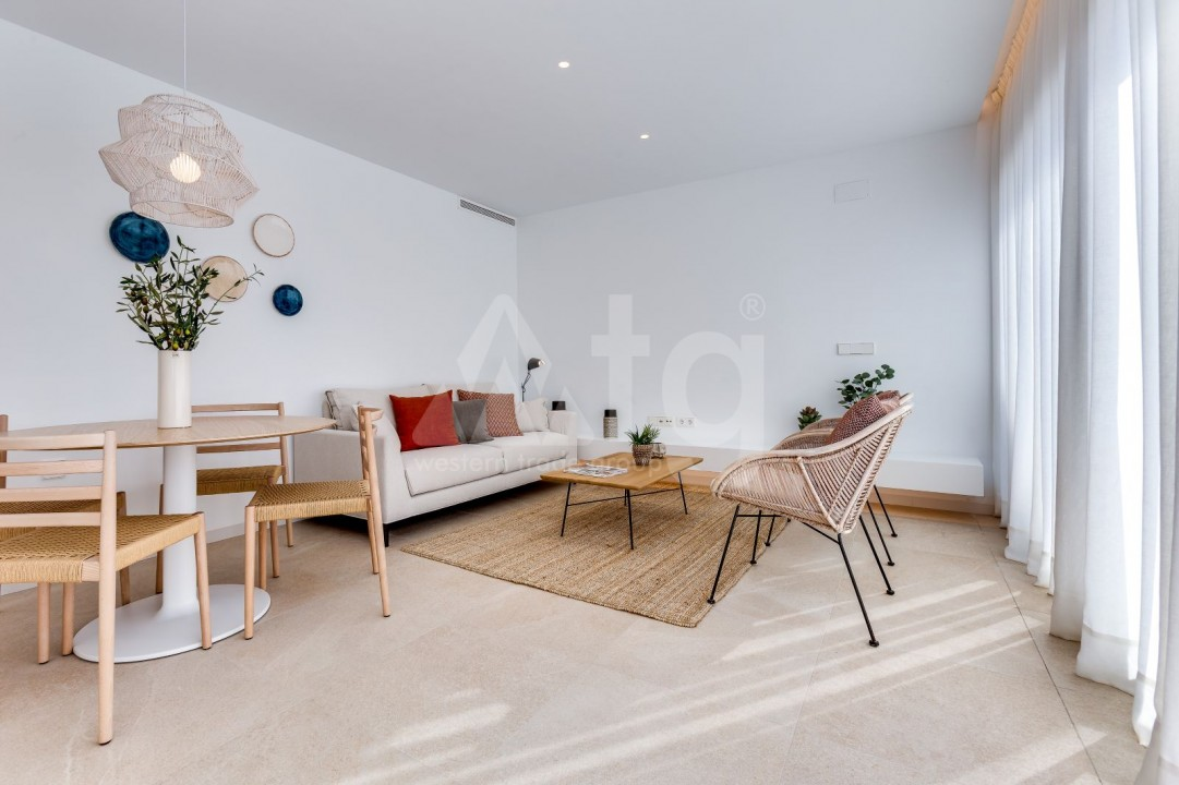 3 bedroom Apartment in San Pedro del Pinatar - SV7237 - 2