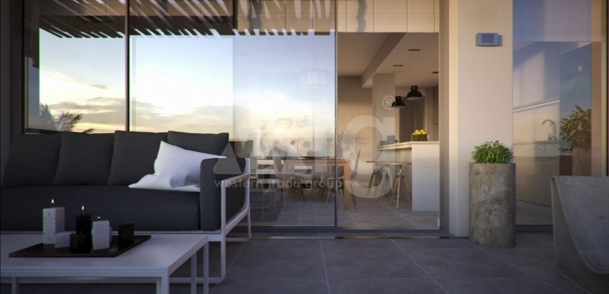 2 bedroom Apartment in Torre de la Horadada - CC115176 - 10