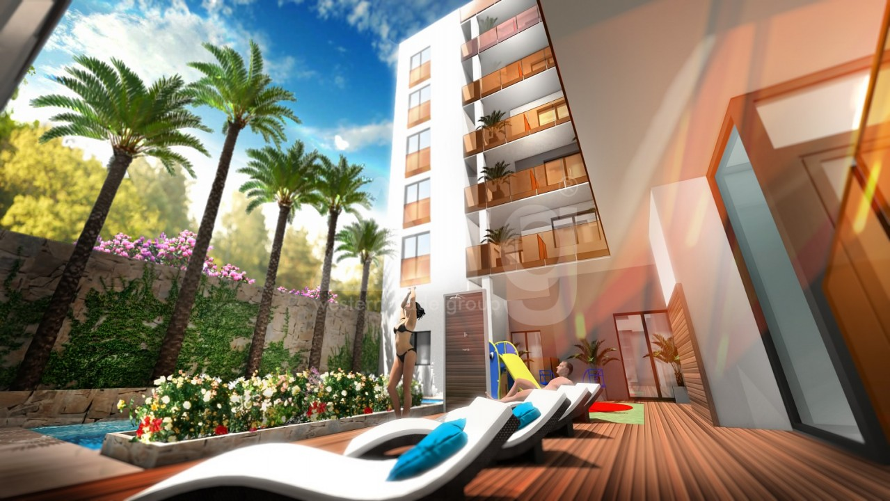 2 bedroom Apartment in Torrevieja - AG8001 - 15