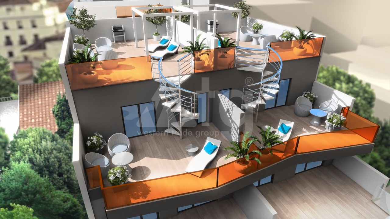 2 bedroom Apartment in Torrevieja - AG8001 - 7
