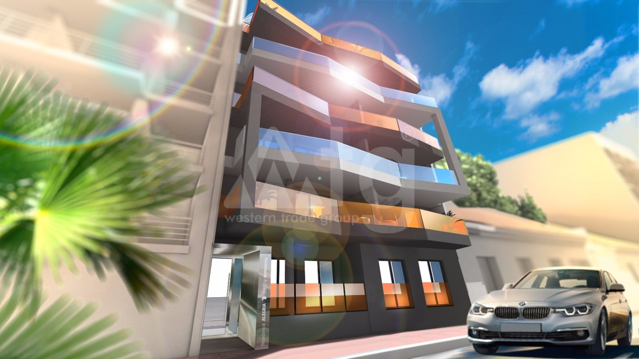 2 bedroom Apartment in Torrevieja - AG8001 - 8