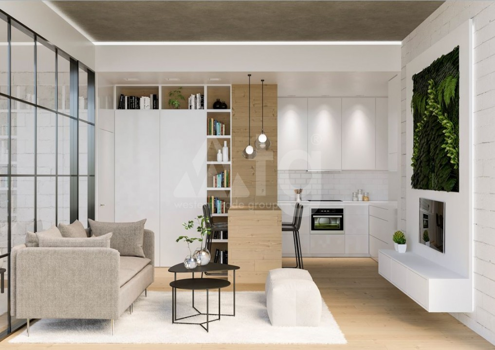 2 bedroom Apartment in Torrevieja  - TR7299 - 1