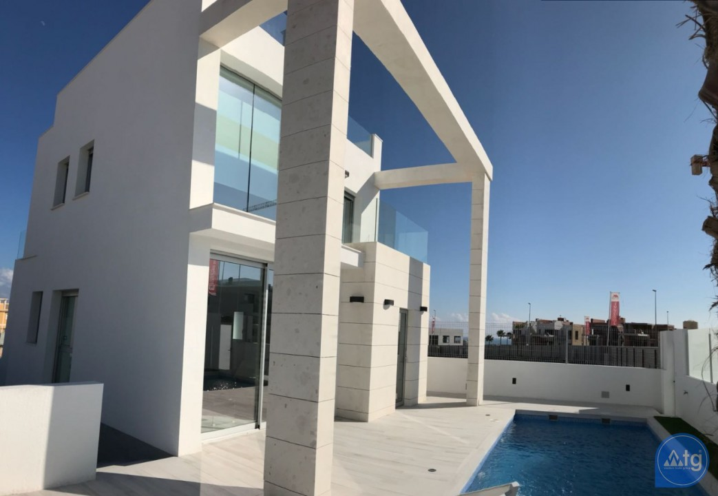 1 bedroom Apartment in Torrevieja - AG3004 - 3