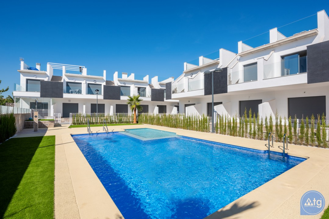 2 bedroom Apartment in Torrevieja  - AG5869 - 1