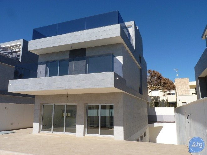 2 bedroom Apartment in Villajoyosa - GD6316 - 1