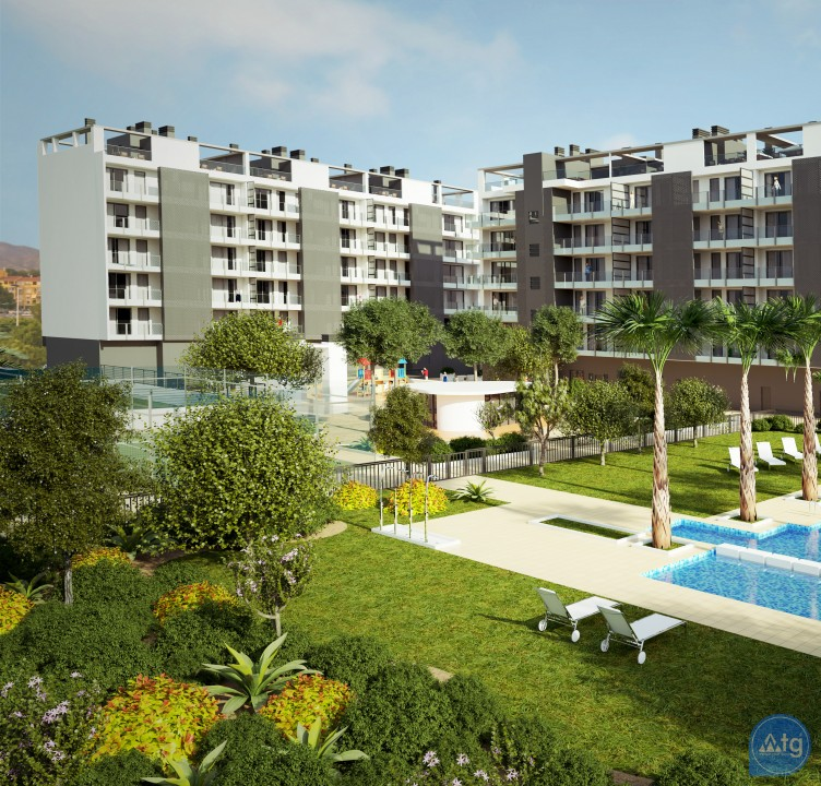 2 bedroom Apartment in Villajoyosa  - VLH118559 - 1