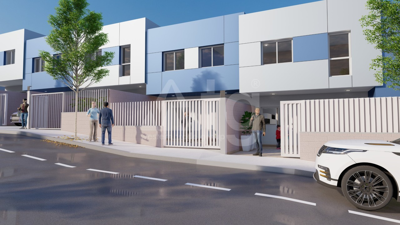 2 bedroom Apartment in Benidorm  - TM117015 - 4