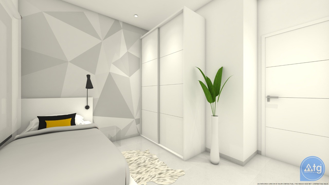 2 bedroom Apartment in Mil Palmeras - SR7913 - 12