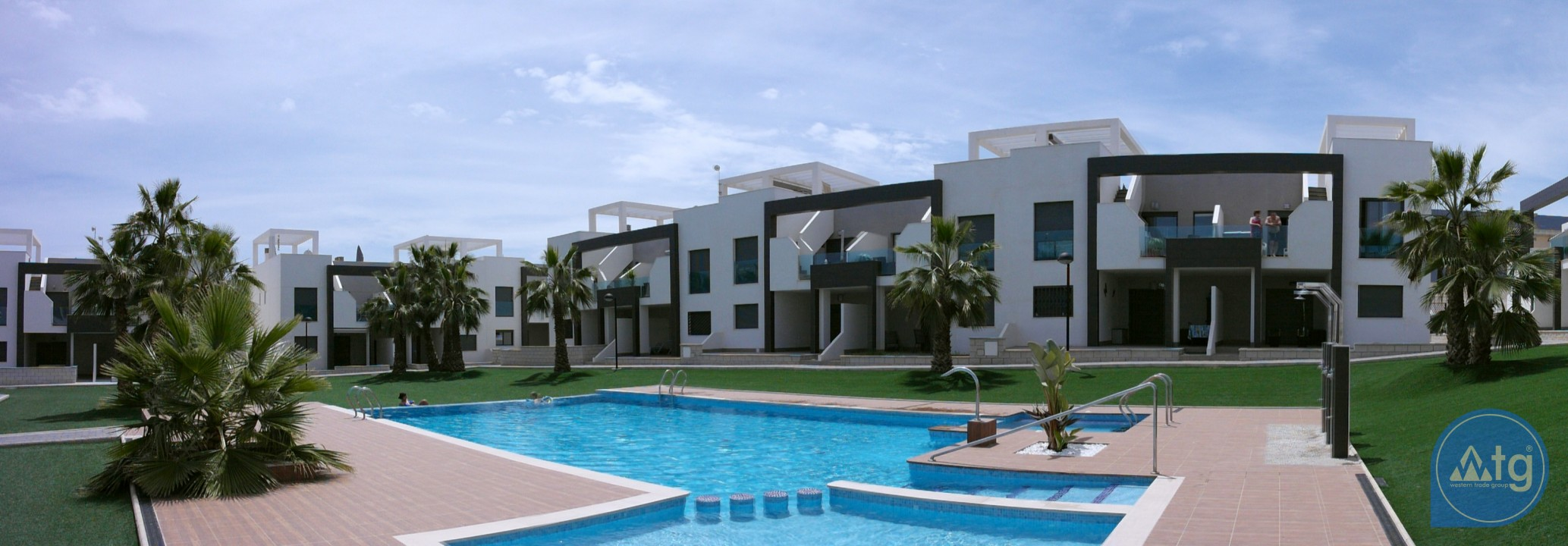 2 bedroom Apartment in Torrevieja  - AG5874 - 5