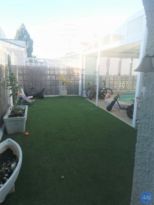 2 bedroom Apartment in Torrevieja  - AGI8538 - 2